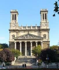 gilles plum,saint augustin,saint-vincent-de-paul,notre-dame-de-lorette,la  trinité