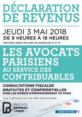 déclaration de revenus 3 mai  consultation en mairie affiche.png