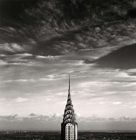 Michael Kenna chrysler building.jpg