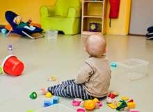garde d'enfants à domicile, garde partagée