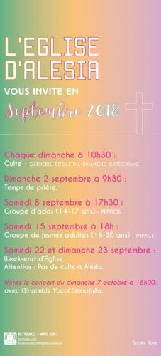 eglise evangélique libre 85 rue d' alésia 75014