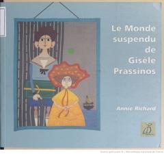 Gisèle Prassinos par Annie Richard Le_monde_suspendu_de_Gisèle_[...]Richard Annie.JPEG