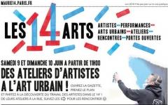 Portes Ouvertes des Ateliers d'artistes 9 et 10 juin 2018 -Les14arts-75014-2018.jpg