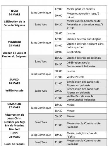 Saint Albert-le Grand, Chapelle Saint Bernard du Montparnasse, Couvent Saint François, Chapelle Notre-Dame du Bon Secours, chapelle Saint Paul