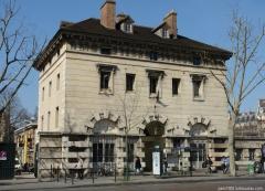 pavillon Ledoux à Denfert-Rochereau. pav Ouest JPG.JPG