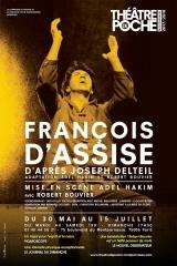 librairie franciscaine francois d'assise au theatre de poche jusqu'au 15 juillet.jpg