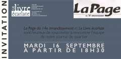 invitation La Page au Livre ecarlate 16 sepptembre.JPG