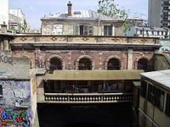 gare de montrouge,marché porte d' orléans