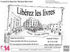 Conseil de quartier Mouton- Duvernet, Circul'livre