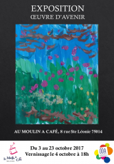 le moulin à café café associatif paris 14ème,association Œuvres d'avenir
