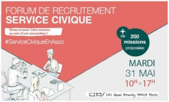 Service civique forum recrutement 31 mai 101 quai Branly.jpg