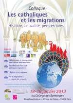 les Catholiques et les migrations colloque 18-19 janvier 2013.jpg
