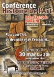 La Table Des Matières CONFERENCE-histoire de l'art 30 mars 2018.jpg