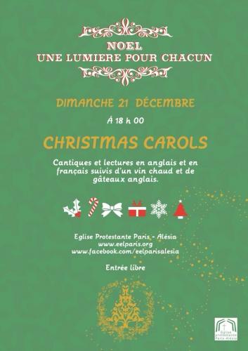 Chrismas Carols 21 décembre à l'eglise Evangélique d' alésia.jpg