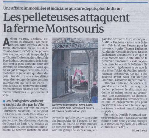 Ferme de Montsouris article du parisien 27 dec 2013.jpg