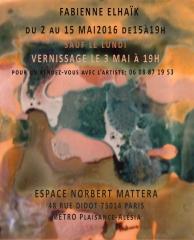 expo Fabienne Elhaïk du 2 au 5 mai 2016.jpg
