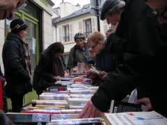 Circul'livre , conseil de quartier Mouton-Duvernet
