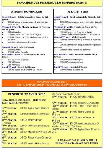 paris 14,paris 14e,lavoixdu14e,lavoixdu14e.info,pâques,semaine sainte