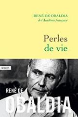 René de  Obaldia livre Perles de vie.jpg