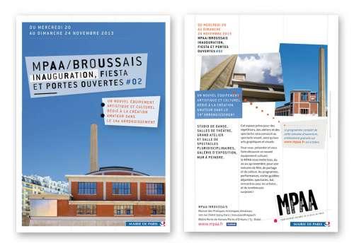 MPAA Broussais inauguration 20 et portes ouvertes du 20 au 24 novembre 2013.jpg