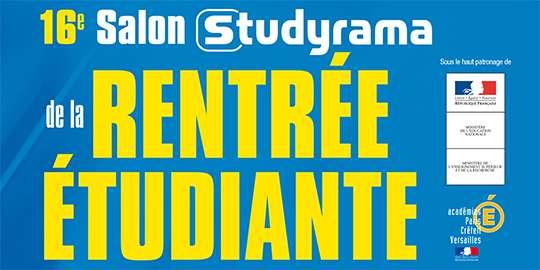 Salons studyrama sur les formations universitaires - Salon studyrama cite universitaire ...