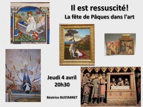 conférence art culture et Foi 4 avril 2019 la fête de Pâques dans l'art.jpg