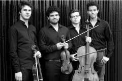 Belon Quartett, Iason KERAMIDIS,Gabriel UHDE,Julian BACHMANN,Moye KOLODIN