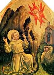 Saint François recevant les stigmates st-francis-gentile-da-fabriano_-_2.jpg