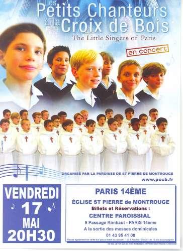 les petits chanteurs à la croix de bois concert 17 mai à Saint Pierre de Montrouge.jpg