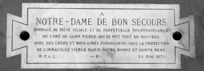 plaque à notre-dame de bon secours du 24 mai 1871 à saint pierre de montrouge.png