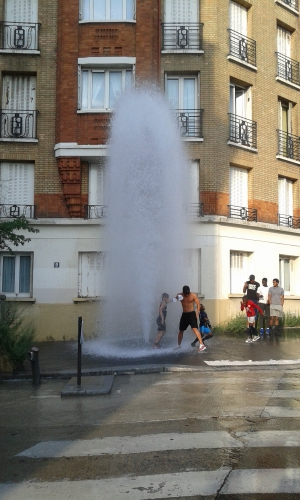 desordre,jet d'eau,avenue paul Appel