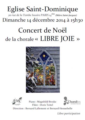 Eglise Saint dominique concert libre-joie 1décembre 2014.png