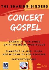 the sharing singers concert gospel 23 juin à st pierre et 24 juin à notre dame  de bon secours.jpg