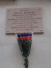 Olga_Bancic Plaque commemorative 114_rue_du_Chateau_Paris_14_.png
