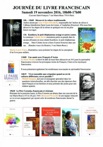 Journée du livre franciscain 2016 copie.jpg
