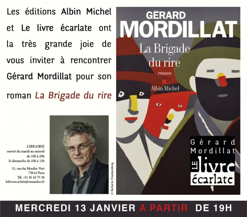 livre Ecarlate soirée georges Mordillat 13 février 2016.jpg