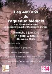 fete 9 juin2013 les 400 ans de l'aqueduc Médicis conseil de quartier Montsouris-Dareau.jpg