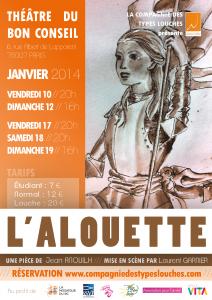 anouilh,alouette,theatre
