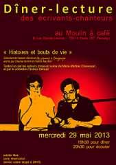 diner-lecture-ecrivants-chanteurs au moulin à café 29 mai.jpg