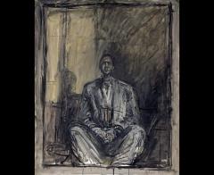 alberto giacometti peinture l'atelier de l'artiste dit de  jean genet.png