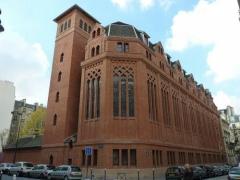 couvent saint françois 7 rue marie rose 75014,choeurs de saint antoine,la bonne case