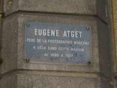 Atget plaque rue Campagne Première.JPG