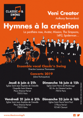 concerts Ensemble vocal Classic'n  Swing hymnes a la creation juin 2019.png
