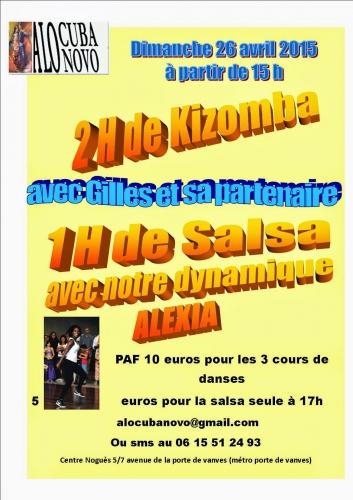 danse salsa kizomba au centre maurice noguès 26 avril 2015.jpg