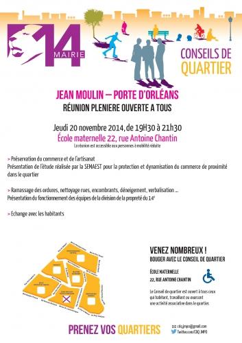 Conseil de quartier Jean Moulin Porte d'Orléans 20 nov 2014.jpg