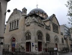 saint albert-le grand,chapelle saint bernard du montparnasse,couvent saint françois,chapelle notre-dame du bon secours,chapelle saint paul