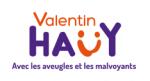 aveugles et déficients visuels,association valentin haÜy,savs-dv paris,3 rue jaquier 75014