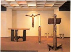 chapelle saint bernard de montparnasse,bernard de grauw