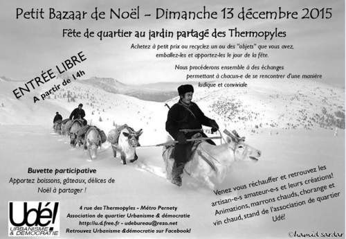 Bazar de noël au jardin des thermopyles fete ud 13 décembre.JPG