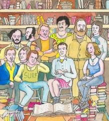 société des gens de lettres,charte des auteurs jeunesse,hôtel de massa